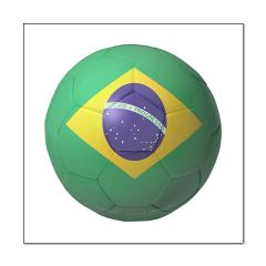 Brazil Soccer Posters