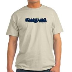 Pennsylvania Graffiti Classic T-Shirt