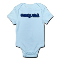 Pennsylvania Graffiti Infant Bodysuit