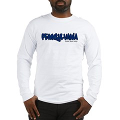 Pennsylvania Graffiti Long Sleeve T-Shirt