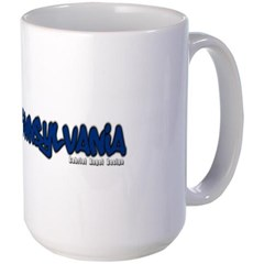 Pennsylvania Graffiti Mug