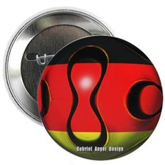 Germany Soccer Button