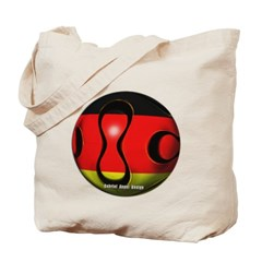 Germany Soccer Canvas Tote Bag