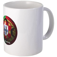 Portugal Soccer Coffee Mug
