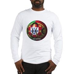 Portugal Soccer Long Sleeve T-Shirt