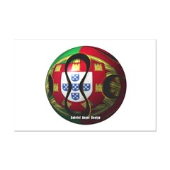 Portugal Soccer Small Posters