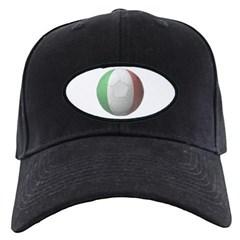 Italy Soccer Baseball Hat