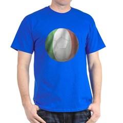 Italy Soccer Dark T-shirt
