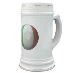 Italy Soccer Stein