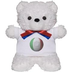 Italy Soccer Teddy Bear