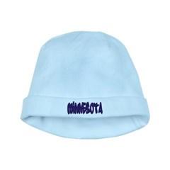 Minnesota Graffiti Baby Hat