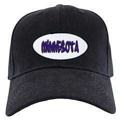 Minnesota Graffiti Baseball Hat