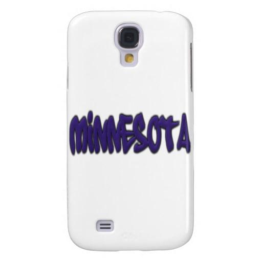 Minnesota Graffiti Case-Mate Barely There Samsung Galaxy S4 Case