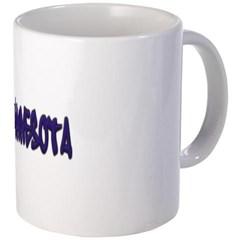 Minnesota Graffiti Coffee Mug