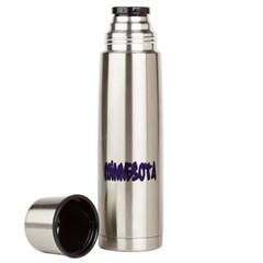Minnesota Graffiti Large Thermos Bottle