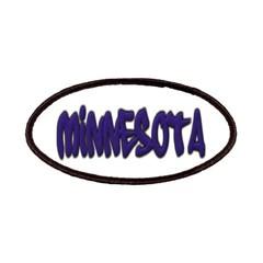 Minnesota Graffiti Patches