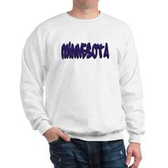 Minnesota Graffiti Sweatshirt