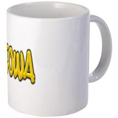 Iowa Graffiti Coffee Mug