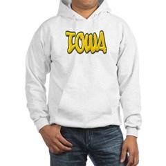 Iowa Graffiti Hooded Sweatshirt