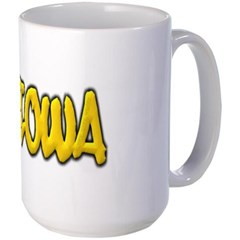 Iowa Graffiti Mug