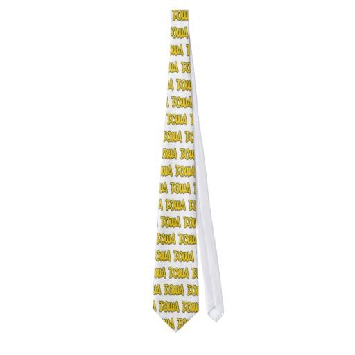 Iowa Graffiti Tie
