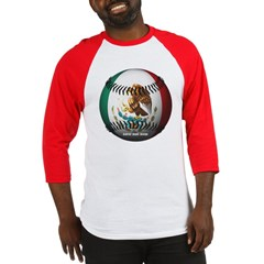 Mexican Baseball Baseball Jersey T-Shirt