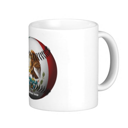 Mexican Baseball Classic White Mug