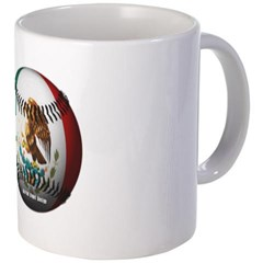 Mexican Baseball Coffee Mug