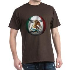 Mexican Baseball Dark T-shirt