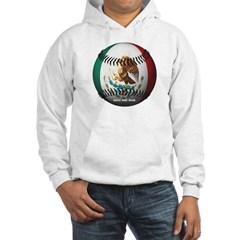 Mexican Baseball Hooded Sweatshirt