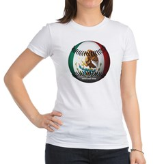 Mexican Baseball Junior Jersey T-Shirt