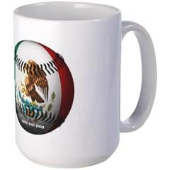 Mexican Baseball Mug