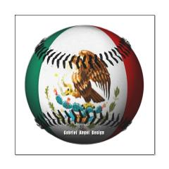 Mexican Baseball Posters