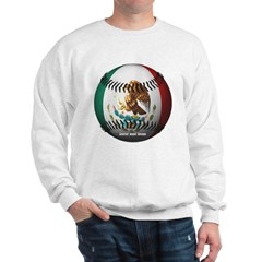 Mexican Baseball Sweatshirt