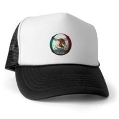 Mexican Baseball Trucker Hat