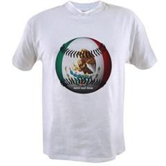 Mexican Baseball Value T-shirt