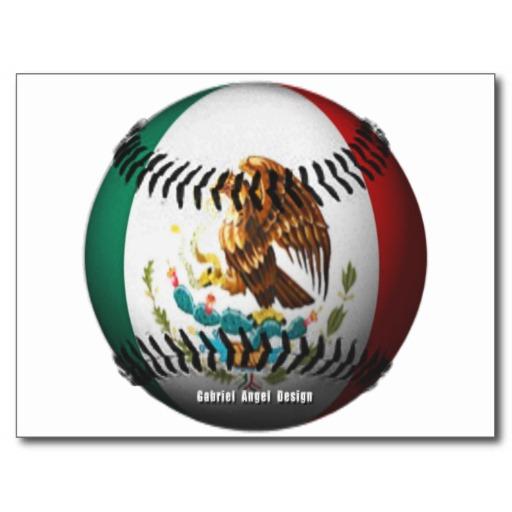 Mexico Baseball Postcard