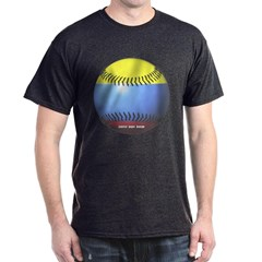Colombia Baseball Dark T-shirt