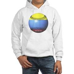 Colombia Baseball Hooded Sweatshirt