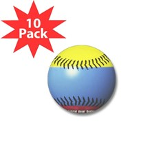 Colombia Baseball Mini Button (10 pack)