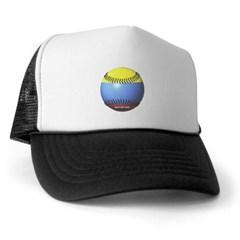 Colombia Baseball Trucker Hat