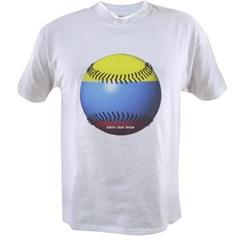 Colombia Baseball Value T-shirt