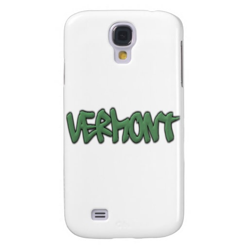 Vermont Graffiti Case-Mate Barely There Samsung Galaxy S4 Case