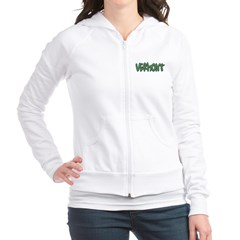 Vermont Graffiti Junior Zip Hoodie