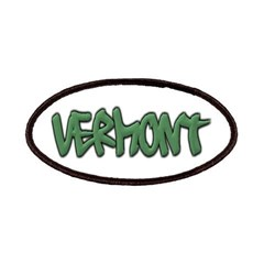 Vermont Graffiti Patches
