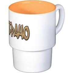 Idaho Graffiti Coffee Cups