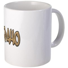 Idaho Graffiti Coffee Mug
