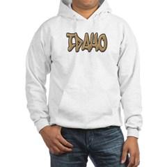 Idaho Graffiti Hooded Sweatshirt