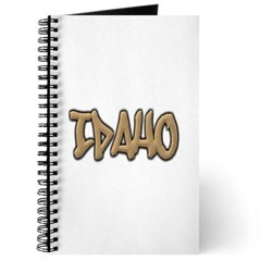 Idaho Graffiti Journal