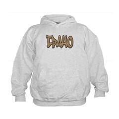 Idaho Graffiti Kids Sweatshirt by Hanes